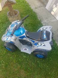 toys r us electric quad bike for kids with charger