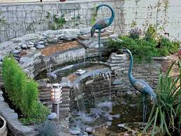 Small Picture 39 best Beautiful Water Fountains for Gardens images on Pinterest