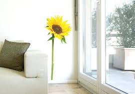 sunflower wall decor wall sticker sunflower superb sunflower wall decor garden sunflower wall decor sunflower metal sunflower wall decor