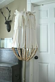 diy chandelier shade beaded chandelier lamp shades lifestyle blog wood bead shade diy chandelier shades