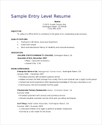 Retail Resume Objective Examples Retail Resume Objective 5 Examples In Word Pdf