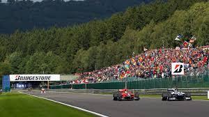 Die mindestbreite jeder neu zugelassenen strecke beträgt 12 m, auf der startgeraden bis zum ende der ersten kurve sogar 15 m. Spa Francorchamps Circuit Track Layout F1 Lap Record