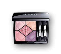 5 couleurs diorsnow 2018 limited edition high fidelity colours effects eyeshadow palette