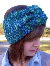 Ear Warmer Headband Knitting Pattern Unique Inspiration Design