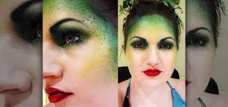 how to do forest fairy sprite wood nymph halloween makeup makeup wonderhowto
