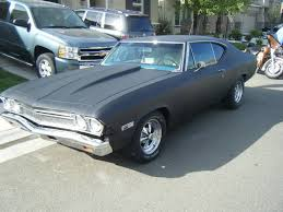 All Chevy all chevy muscle cars : Photo Gallery - Muscle Car - 1968 Chevy Malibu
