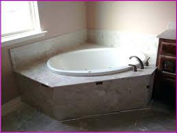 54 x 27 bathtub center drain
