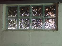 how to install glass block windows basement glass block window replacement 3 mortar applied installation complete