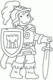 Afbeeldingsresultaat Voor Ridder Rikki Vbs Ridders Middeleeuwse