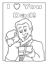 669x902 drawing coloring card for dad child coloring