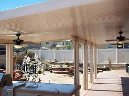 insulated aluminum patio cover kits
