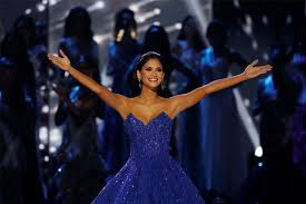 why beauty pageants are popular in the abs cbn news outgoing miss universe pia wurtzbach greets the crowd shortly before the winner of the 65th miss universe beauty pageant is announced at the mall of asia