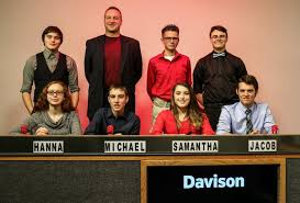 Flushing and Davison students' compete for scholarships on Quiz Central -  mlive.com