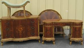 Nice 1920s Bedroom Furniture   Google Search, Chippendale Style Bedroom Set With  Inlaid Walnut High Style