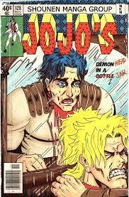 jojo parts as clic ic book covers jojo s bizarre adventure anime amino