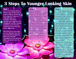 Water Lily Skincare Chart Special Offer