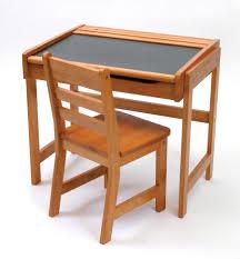 child s chalkboard desk chair 2 piece set pecan finish lipper international desk chair sets