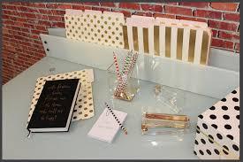acrylic desk accessories for women
