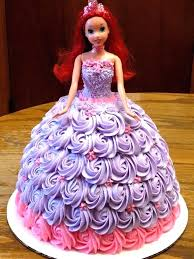 Barbie Cake Ideas Photos Awesome Birthday For Girls Inspire Clip