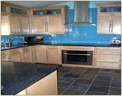 glass mosaic kitchen backsplash clear tile with