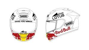 design marc marquez helmet graphics for the catalunya round and