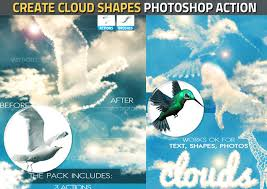Cloud Photoshop Clouds Text In Photoshop Photoshop Tutorial Psddude