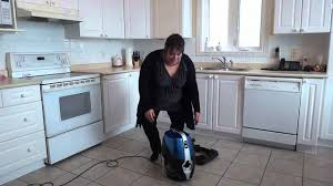 Kitchen Floor Vacuum How To Clean Your Kitchen Floor Sirena Tips Youtube
