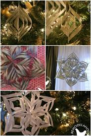 How To Make A Christmas Star With Chart Paper 20 Hopelessly Adorable Diy Christmas Ornaments Made From