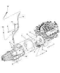 2007 dodge nitro mounting transmission diagram i2171996