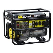 <b>Бензиновый генератор Huter DY9500L</b> - купить в Краснодаре по ...