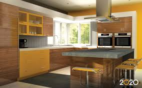Yellow And Brown Kitchen Kitchen Amazing Kitchen Design Ideas With Brown Kitchen Table