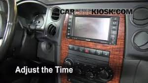 2006 2010 jeep commander interior fuse check 2008 jeep commander how to set the clock on a jeep commander 2006 2010