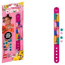 <b>Конструктор Lego Dots</b> Браслет Молния 41919 от 5 до 13 лет ...