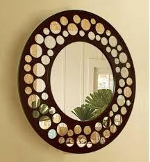 decor wall mirrors 24pcs circle acrylic plastic mirror wall home decal decor vinyl designs