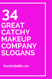catchy names for makeup business 2