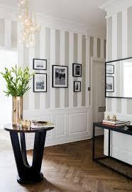 24 Mejores Imágenes De Frisos Lacados En Pinterest  Madera Muros Pasillos Pintados De Dos Colores