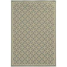 sand grey 7 ft x 10 ft indoor outdoor area rug