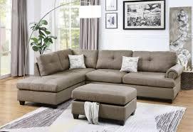 reversible l r chaise sofa storage