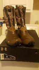 under armour insulated hunting boots. nib under armour ridge reaper 1200g primaloft pac waterproof hunting boots sz 8m under armour insulated