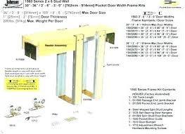Exterior Door Rough Openings Wildatheartfoods Co