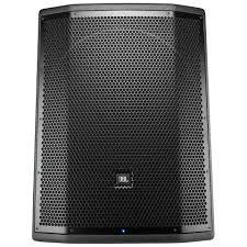 jbl powered speakers. active pa-speakers jbl prx-818xlfw (3) jbl powered speakers