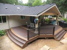 covered patio deck designs. Backyard Covered Patios And Decks - Bing Images Patio Deck Designs H