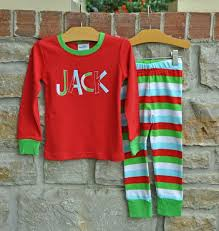 16 best Personalized Christmas Pajamas images on Pinterest ...
