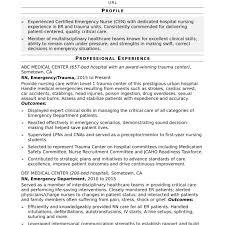 Example Nursing Resume Inspiration Stupendous Sample Nursing Resumes Resume Template Registered Nurse
