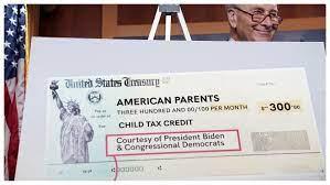Child Tax Credit Update: Third monthly ...
