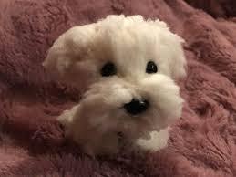 Pluizig Gehaakt Hondje Haken Teddy Bear Bear En Toys
