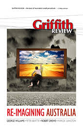 trapped in the aboriginal reality show griffith review re imagining
