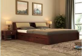 king size bed with storage. Fine Storage King Size Double Bed Online With Headboard Storage In Pune In King Size Bed With Storage B