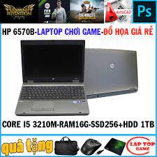 Laptop HP Probook 6570b (i5-3230M, 8G, 256G, 15.6IN) chơi fifa 4, pubg  mobile , laptop cũ chơi game đồ họa mới 99%