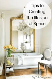 Home Design; The Illusion of Adding Space - Dig This Design